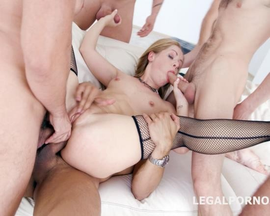 LegalPorno - Sasha Zima - Anal Endurance With Sasha Zima No Pussy, Anal/DAP/TP (DP Before The End) GIO402 (FullHD/4.94 GB)
