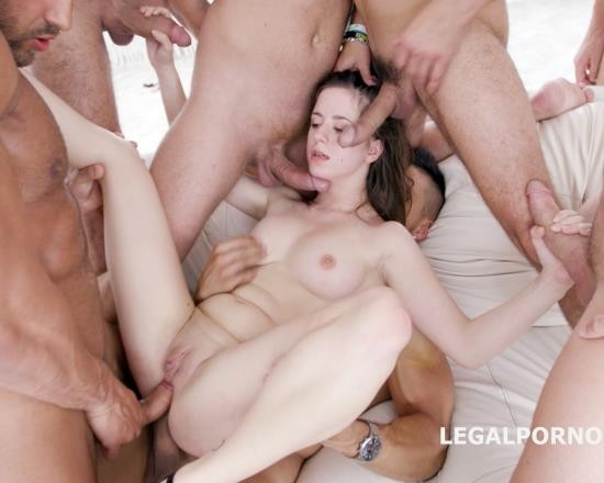 LegalPorno - Gabriella - 10 On 1 Gabriella Lati Brought To Her Limit GIO409 (FullHD/4.32 GB)