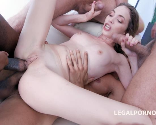 LegalPorno - Angel Smalls - Monsters Of DAP With Angel Smalls 5 On 1 Balls Deep DAP GIO399 (FullHD/4.77 GB)