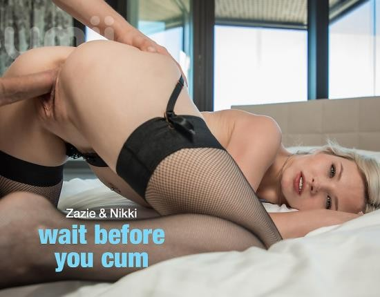 Joymii - Zazie S - Wait Before You Cum (FullHD/734 MiB)