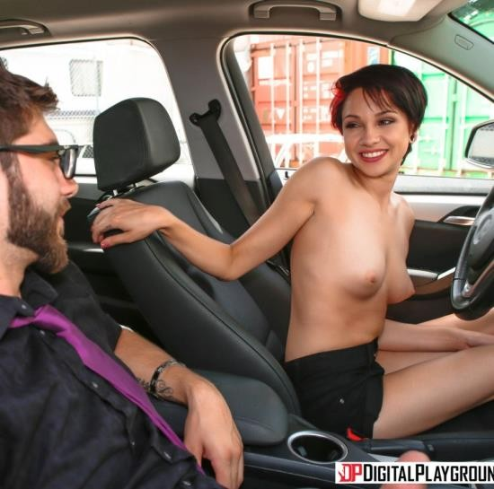 DigitalPlayground - Cadey Mercury - Taking A Ride (HD/837 MiB)