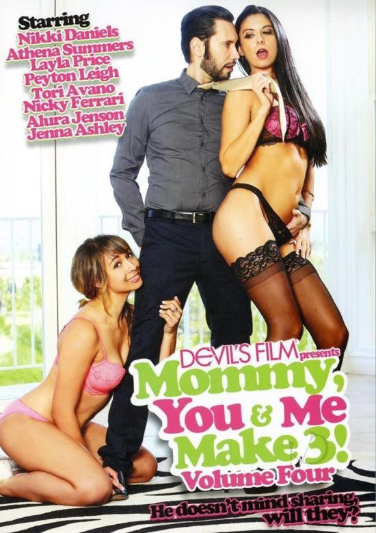 Mommy You and Me Make Three 4 (DVDRip/1.79 GiB)