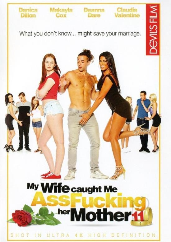 My Wife Caught Me Assfucking 11 (DVDRip/1.70 GiB)