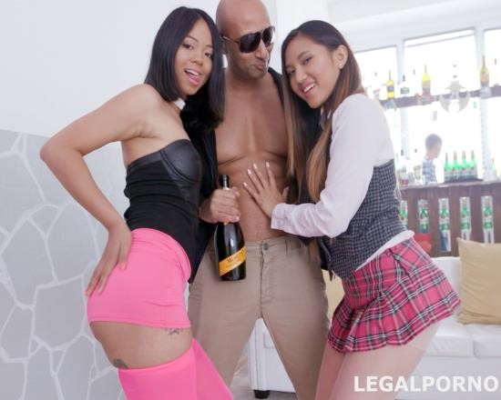 LegalPorno - Crystal Greenvelle, May Thai, Jureka Del Mar - Clockwork Nightmare 1 Of 3 The Hoodie Clan Rules The City But Its Going To change Soon GIO414 (FullHD/3.93 GB)