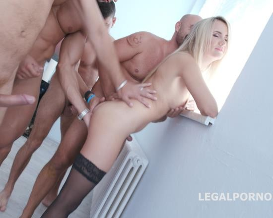 LegalPorno - Tatiana Swank - Welcome To Porn, Tania Swank Gets The Fuck Of Her Life With DP/DAP/TP/Swallows, All Balls Deep! GIO (FullHD/3.88 GB)