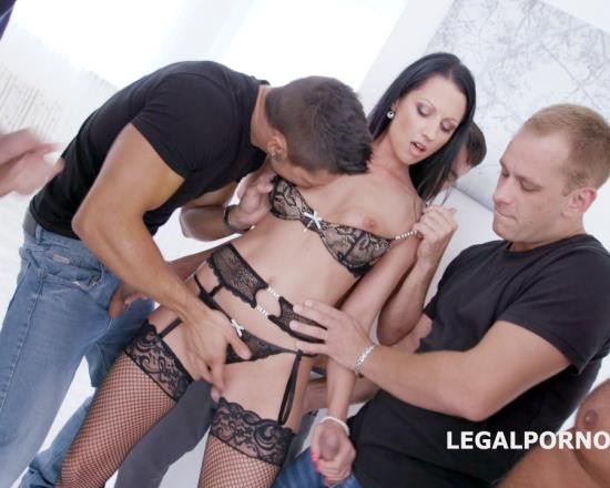 LegalPorno - July Sun - Total DAP Destruction With July Sun, Almost Only DAP And gapes, She Is A Monster! GIO425 (HD/1.42 GB)