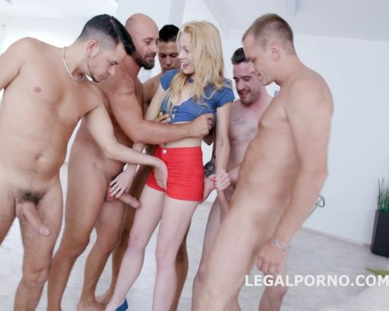 LegalPorno - Rebecca Sharon - Total DAP Destruction With Rebecca Sharon, Almost Only DAP And Gapes, She Is A Monster! GIO419 (HD/1.69 GB)