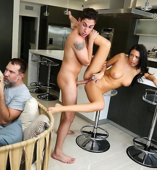 SneakySex/RealityKings - Sofi Ryan, Brad Knight - No Fucking Around (FullHD/1.87 GiB)
