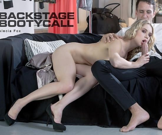 Babes - Alecia Fox - Back Stage Booty Call (FullHD/609 MiB)