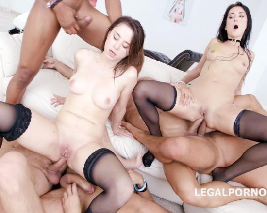 LegalPorno - Angie Moon, Gabriella - Prolapse Madness With Gabriella And Angie Moon, No Pussy, Balls Deep Anal, DAP, Gapes, Anal Fist, Prolapse Licking GIO423 (HD/1.56 GB)