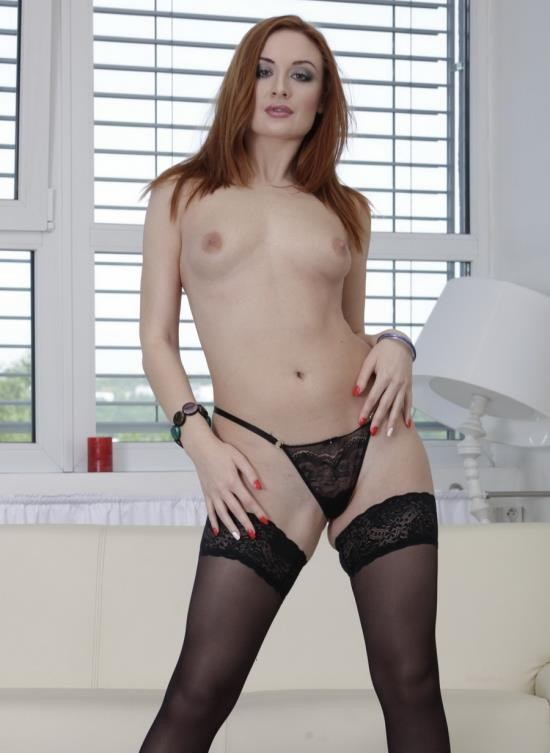 LegalPorno - Eva Berger - Redhead Slut Eva Berger Fucked In Casting NR386 (HD/937 MB)