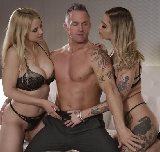 Wicked - Kleio Valentien, Sarah Vandella, Marcus London - Takers, Scene 4 (FullHD/1.43 GiB)