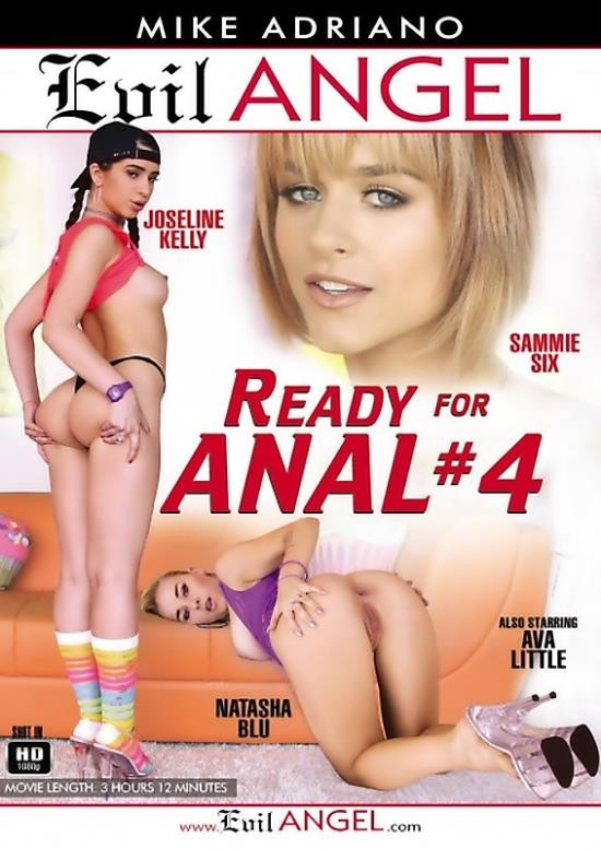 Ready For Anal 4 (WEBRip/SD/3.31 GiB)