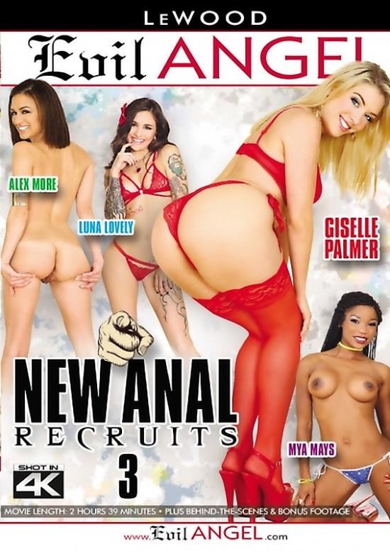New Anal Recruits 3 (WEBRip/SD/2.57 GiB)