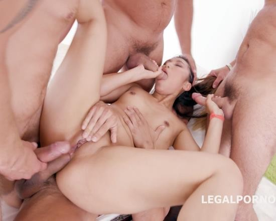 LegalPorno - May Thai - Total DAP Destruction May Thai - Almost All DAP, Balls Deep, TP, Tunnel Vision, TAP, Gapes, Cumcocktail And Swallow GIO413 (HD/1.55 GB)