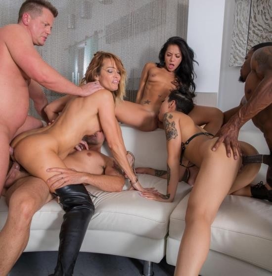 Wicked - Honey Gold, Jessica Drake, Morgan Lee - An Inconvenient Mistress, Scene 1 (FullHD/1.13 GiB)