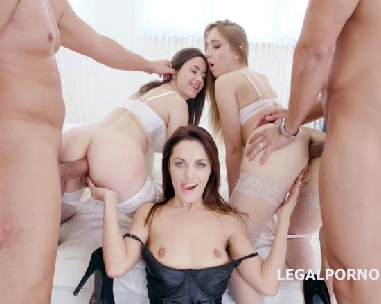 LegalPorno - Dominica Phoenix, Gabriella, Anya Akulova - Take No Prisoners Part 1 With Gabriella, Anya Akulova And Dominica Phoenix Domination, ATOGM, Balls Deep Anal, DAP GIO463 (HD/1.52 GB)