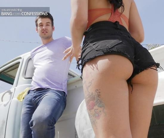 BangConfessions/Bang - Gina Valentina - Gina Valentina Gets All Her Parts Used At The Junkyard (FullHD/2.06 GiB)