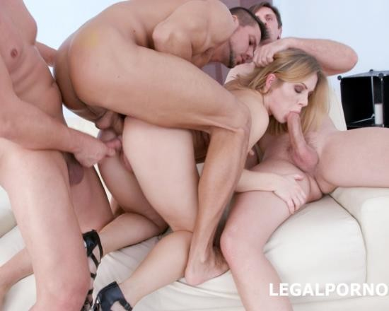 LegalPorno - Sasha Zima - Total DAP Destruction Sasha Zima - Almost All DAP, TP, Tunnel Vision, Short DP, Gapes, Facial GIO477 (FullHD/3.63 GB)
