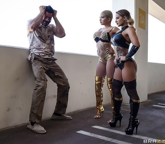 ZZSeries/BraZZers - Aaliyah Hadid, Cali Carter - The Exxxceptions: Episode 2 (FullHD/3.76 GiB)