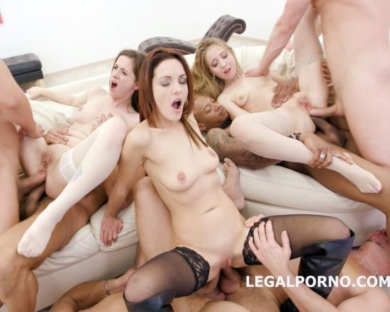 LegalPorno - Dominica Phoenix, Gabriella, Anya Akulova - Take No Prisoners Part 2 With Gabriella, Anya Akulova And Dominica Phoenix Multiple BJ, Orgy, ATOGM, Prolapse GIO464 (UltraHD/10.9 GB)