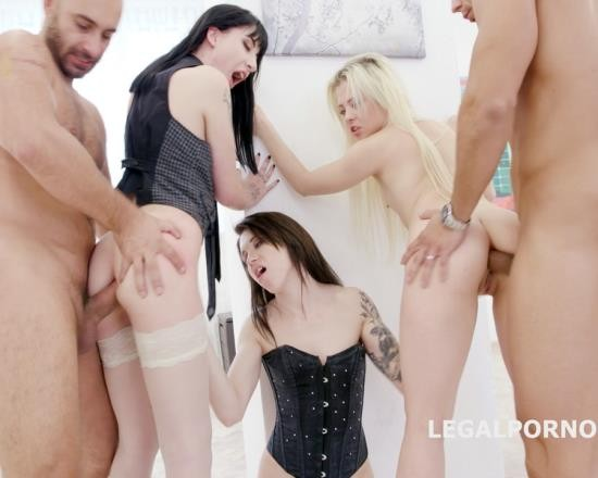LegalPorno - Charlotte Sartre, Monika Wild, Anna Rey - Wet Overrides 1 With Charlotte Sartre, Anna Rey And Monika Wild Balls Deep Anal, Gapes, DAP, ATOGM, Squirt To Mouth GIO461 (UltraHD/9.94 GB)