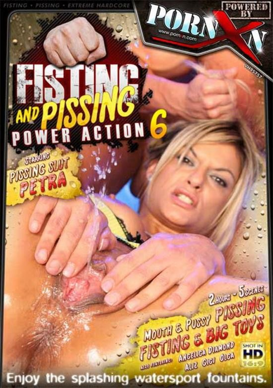 SweetPictures - Petra, Angelica Diamond, Aliz, Gigi, Olga - Fisting and Pissing Power Action 6 (SD/480p/1.59 GB)