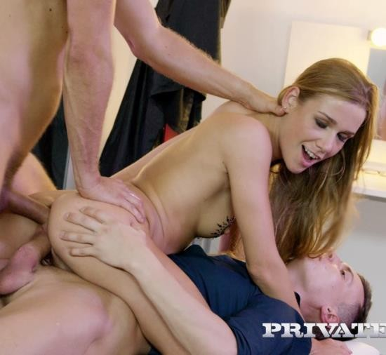 Private - Alexis Crystal - XXX Hair Salon (HD/761 MiB)