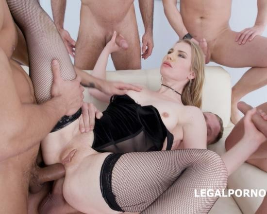 LegalPorno - Madison Lush - Soaking Wet 5 On 1 With Madison Lush No Pussy, Balls Deep Anal And DAP, Gapes, Rough Sex, Piss Drink, Swallow GIO519 (UltraHD/11.0 GB)
