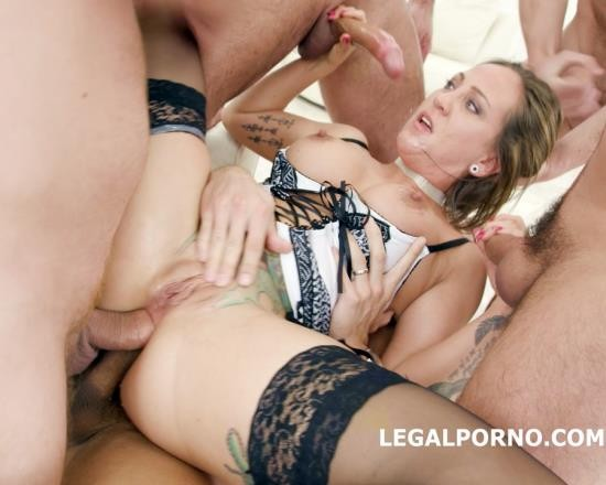 LegalPorno - Betty Foxxx - Monsters Of DAP With Betty Foxxx 5 On 1 Starting DP, Balls Deep Anal, Terrific DAP, Prolapse Attempt, Squirting GIO531 (HD/1.80 GB)