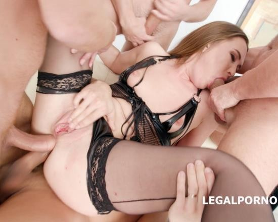 LegalPorno - Milana Love - Monsters Of DAP With Milana Love No Pussy, Balls Deep Anal, Almost All Balls Deep DAP, Serious Gape, TAP GIO532 (HD/1.59 GB)