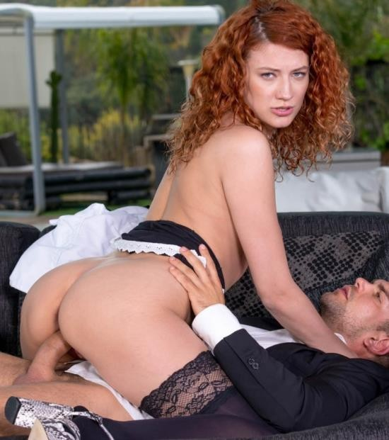 Private - Stasy Riviera - The Redhead Maid Hungry For Cum (HD/2.08 GiB)