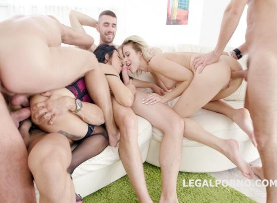 LegalPorno - Ria Sunn, Jureka Del Mar - Some Kind Of Monster With Ria Sunn And Jureka Del Mar TP, Tunnel View DP, Squirt To Mouth, Gapes, Prolapse Licking GIO454 (HD/1.78 GB)