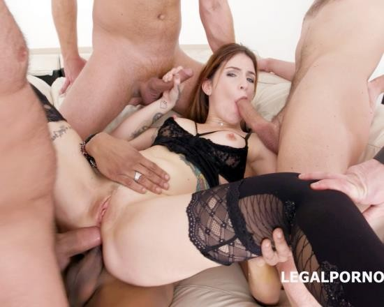 LegalPorno - Adreena Winters - Monsters Of DAP With Adreena Winters 5 On 1 No Pussy, Hard, Balls Deep Dap, TP, Tunner Vision, Gapes, Messy Facial GIO548 (HD/1.53 GB)