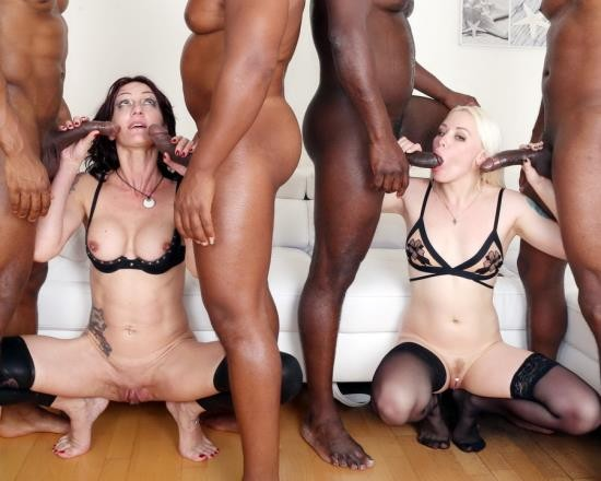 LegalPorno - Lola Taylor, Lyna Cypher - Fisting Consortium And Double Anal Games Part 2 IV145 (FullHD/4.17 GB)