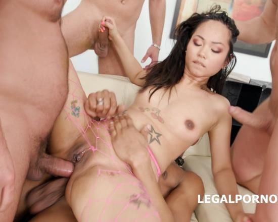 LegalPorno - Jureka Del Mar - TDD With Jureka Del Mar Almost All DAP, TP, TAP, Tunnel Vision, Big Gape, Swallow GIO521 (HD/1.57 GB)