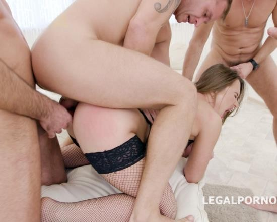 LegalPorno - Milana Love - Fucking Wet With Milana Love 4 On 1 Total Broken Ass, DAP, Balls Deep, Multi Pee, Facial GIO536 (FullHD/4.48 GB)