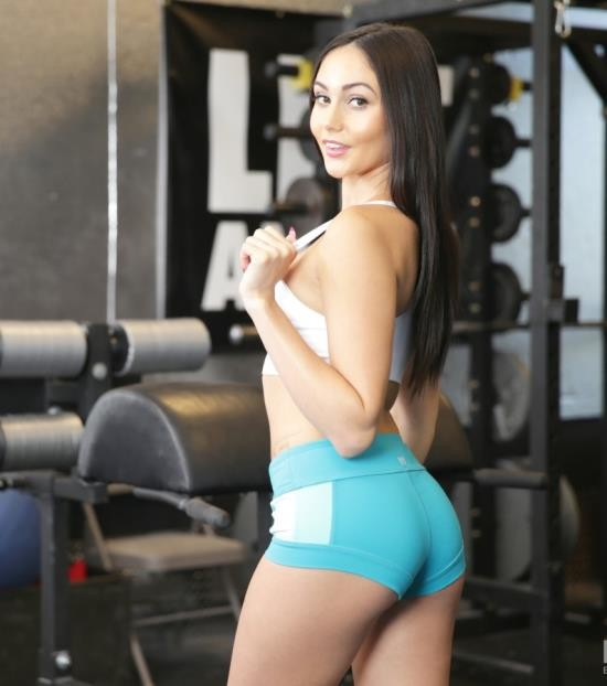 BangOriginals/Bang - Ariana Marie - Ariana Marie Gets Her Pussy Worked Out At The Gym (FullHD/1.39 GiB)