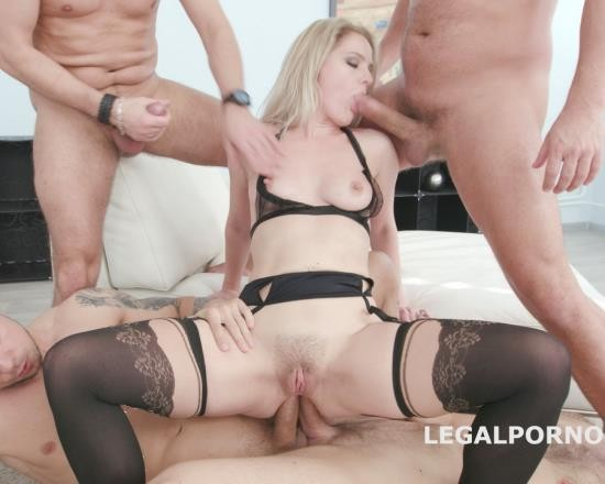 LegalPorno - Lisey Sweet - Monsters Of DAP Lisey Sweet Vs 4 BWD Balls Deep Anal, Balls Deep DAP, Gapes, Swallow GIO577 (UltraHD/10.5 GB)