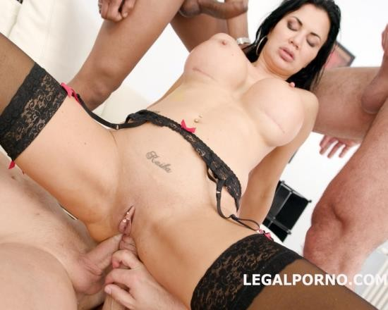 LegalPorno - Jasmine Jae - Fucking Wet 4 On 1 With Jasmine Jae DAP, Balls Deep Anal, Multi Pee, Creampie To Swallow GIO592 (FullHD/6.57 GB)