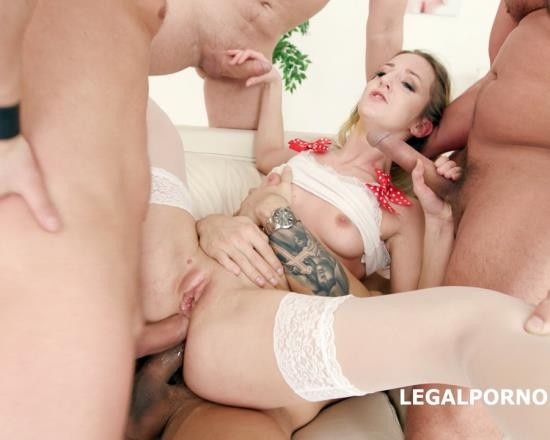 LegalPorno - Arijna - DAP Destination With Arijna Balls Deep Anal And DP, DAP, Gapes, Swallow GIO586 (HD/1.46 GB)