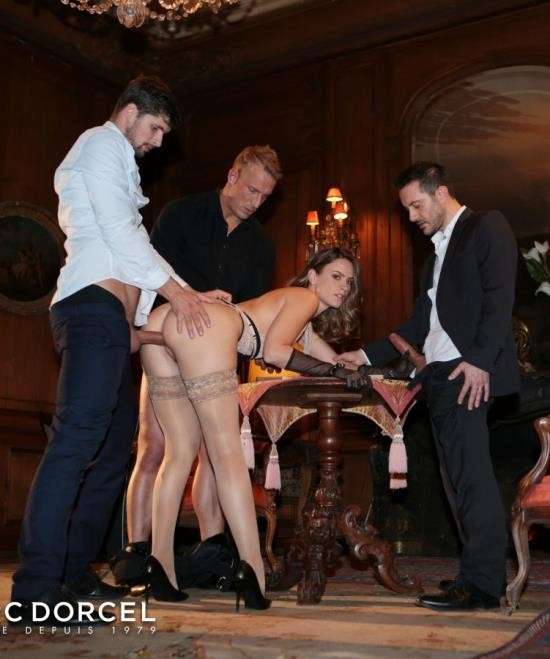 DorcelClub - Claire Castel - Checkmate by her kings (FullHD/363 MiB)