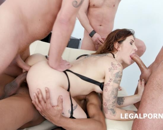 LegalPorno - Adreena Winters - Fucking Wet With Adreena Winters 4 On 1 DP, DAP, Squirt To Mouth, Messy Cumshot And Swallow, Special Guest Monika Wild GIO550 (FullHD/5.58 GB)