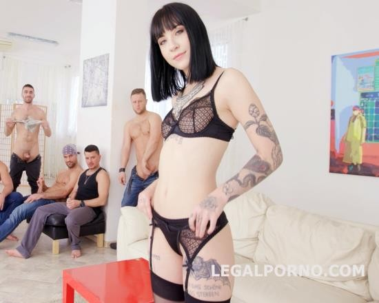LegalPorno - Charlotte Sartre - 7 On 1 DAP Gangbang With Charlotte Sartre Balls Deep Anal And DAP, Big Gapes, Facial, Swallow GIO575 (UltraHD/13.5 GB)