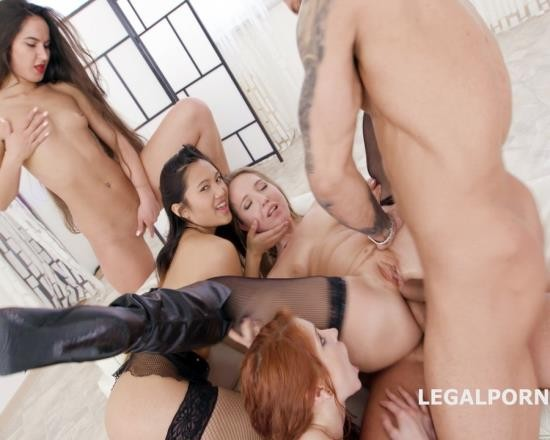 LegalPorno - May Thai, Anna De Ville, Anya Akulova - Outnumbered Both Ways 1 With Anna De Ville, May Thai, Anya Akulova - Domination, Monster Gapes, Anal Fist GIO596 (FullHD/3.56 GB)