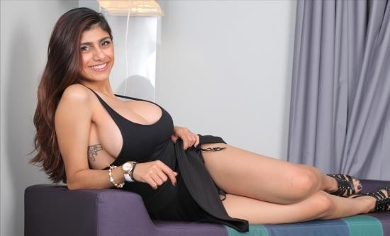 BangBros - Mia Khalifa - Mia Khalifa Is Back and Ready For Black Dick! (HD/720p/717 MB)