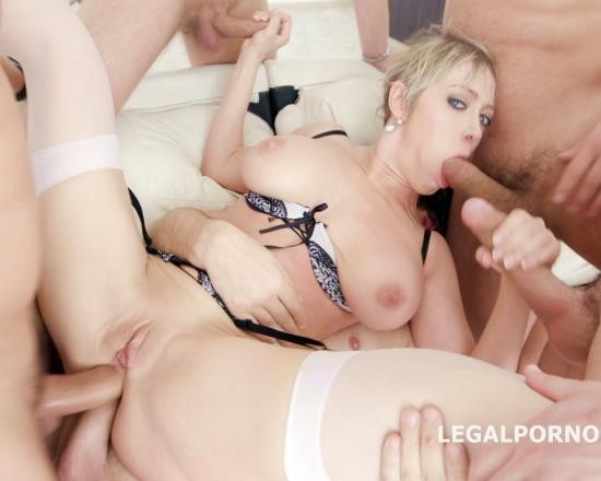 LegalPorno - Dee Williams - Total Dap Destruction With Dee Williams Balls Deep Anal, DAP, TP, Gapes, Airplane, Swallow GIO631 (HD/1.74 GB)