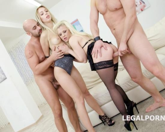 LegalPorno - Kira Thorn, Anna Rey - Fuck You, We Go 2 On 2 Kira Thorn And Anna Rey Anal Challenge With No Pussy, Balls Deep DAP, Gapes, Cumswapping, Swallow GIO505 (UltraHD/9.91 GB)