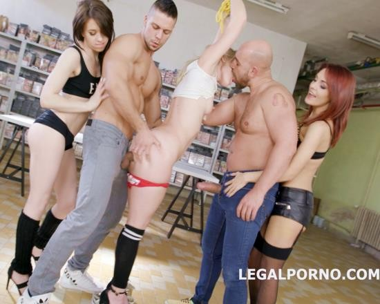 LegalPorno - Dominica Phoenix, Monika Wild, Lisey Sweet - Outnumbered Both Ways 1 With Lisey Sweet, Monika Wild, Dominica Phoenix, Farts, Gapes, Anal Fist, DAP, Cum Fantasy GIO581 (UltraHD/10.2 GB)