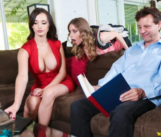 RealityKings - Anya Olsen - Stepmother Seduction (FullHD/2.56 GiB)